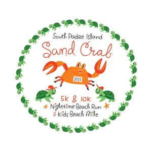 South Padre Sand Crab Nighttime Beach Run