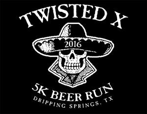 Twisted X 5KBeerRun2016