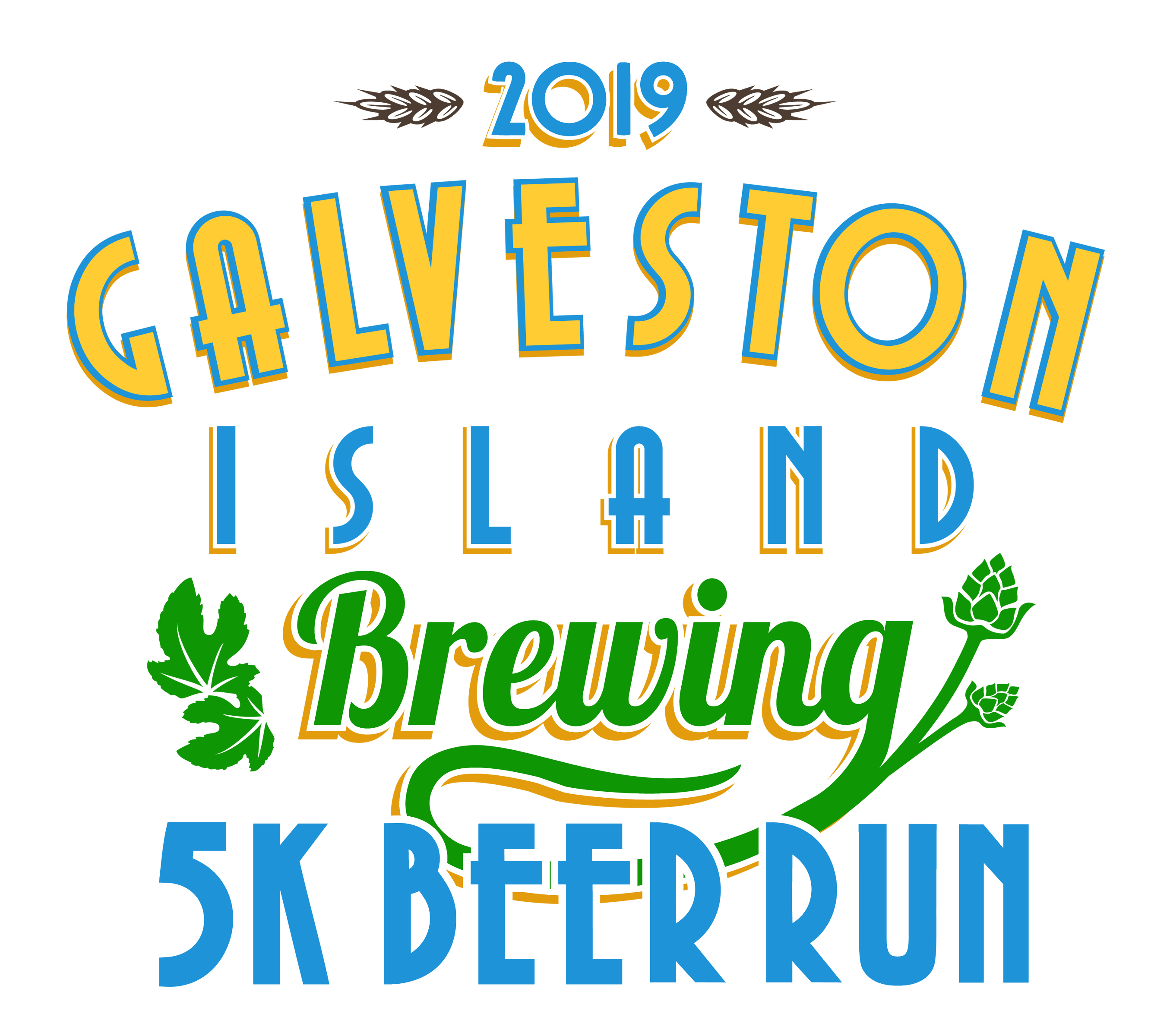 Galveston Island Brewing Co 5K Beer Run (Walker Friendly!) | Run In
